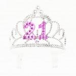 21st Birthday Tiara