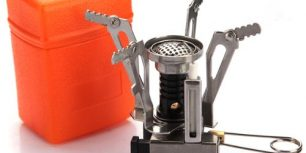 Backpacking/Survival canister stove