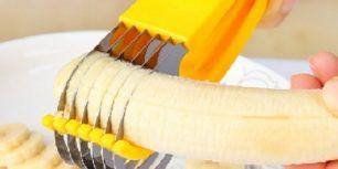 Banana / Sausage Slicer