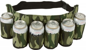 Beer or Soda Holster