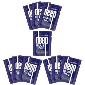 Deep Blue Rub Packets