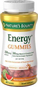 Energy Gummies